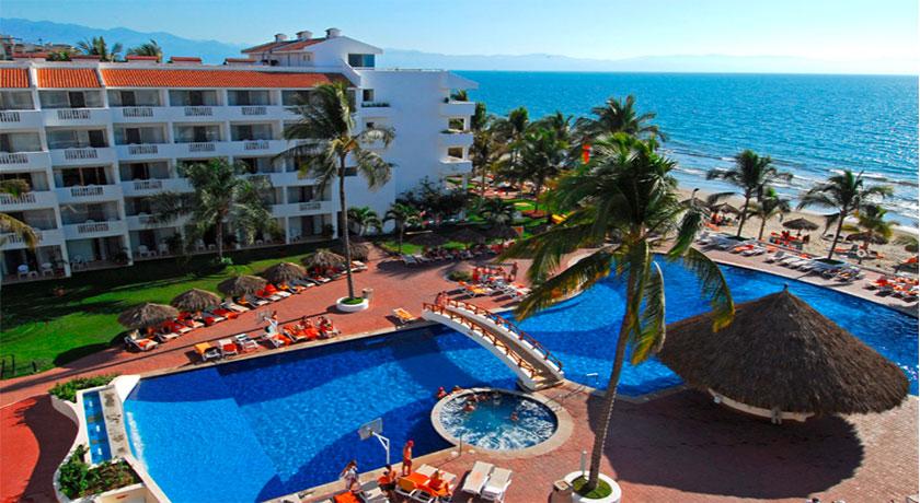 Marival resort puerto vallarta hotel todo incluido en cancun vacaciones ideales - Hoteles en puerto rico todo incluido ...