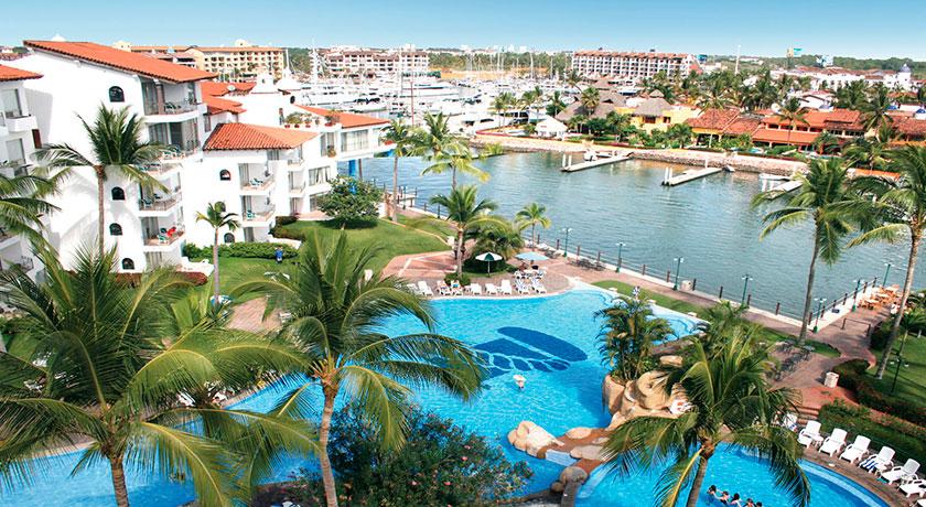 Hotel vamar vallarta hotel todo incluido en puerto vallarta vacaciones ideales - Hoteles en puerto rico todo incluido ...